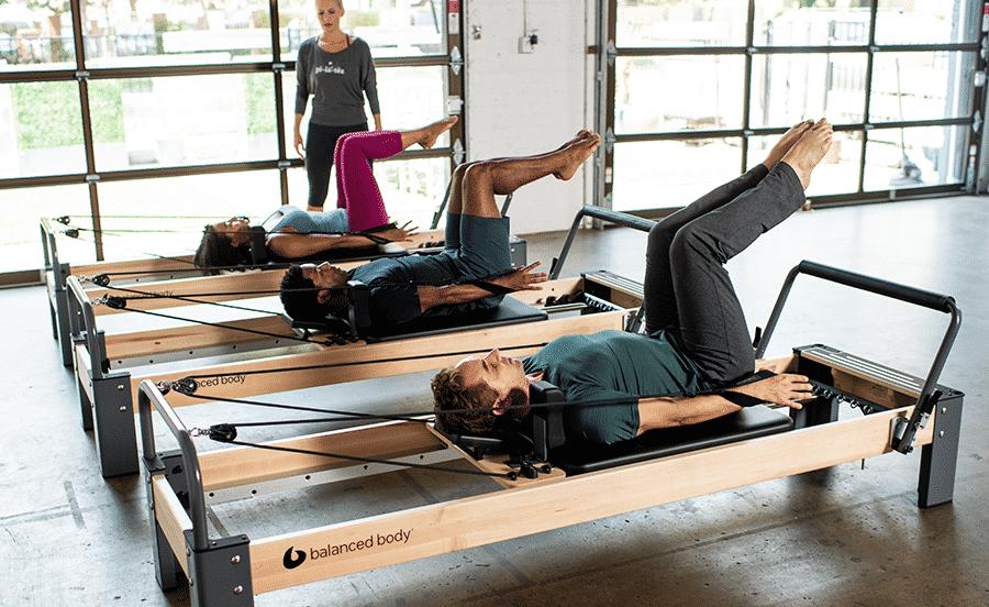 aletli pilates küçük grup dersi gymstop eyüp park